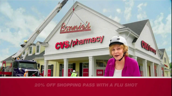 CVS TV Spot 'Flu Shots' Featuring Bonnie  - Thumbnail 1