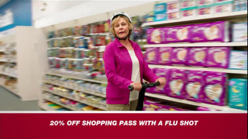 CVS TV Spot 'Flu Shots' Featuring Bonnie  - Thumbnail 2