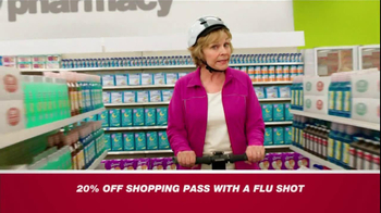 CVS TV Spot 'Flu Shots' Featuring Bonnie