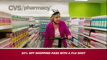 CVS TV Spot 'Flu Shots' Featuring Bonnie  - Thumbnail 4