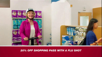 CVS TV Spot 'Flu Shots' Featuring Bonnie  - Thumbnail 6