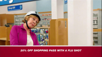CVS TV Spot 'Flu Shots' Featuring Bonnie  - Thumbnail 7