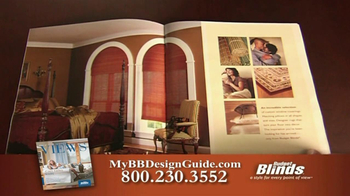 Budget Blinds Design Guide TV Spot