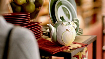 Pier 1 Imports TV Spot, 'Talking Teapot'