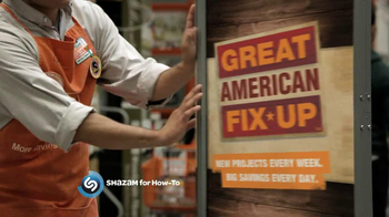 The Home Depot TV Spot, 'Great American Fix Up' - Thumbnail 4