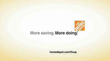 The Home Depot TV Spot, 'Great American Fix Up' - Thumbnail 9