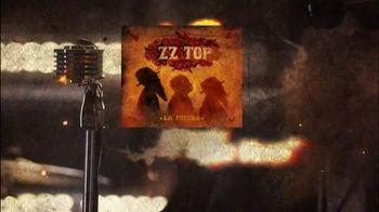 ZZ Top La Futura Album at Best Buy TV Spot - Thumbnail 3