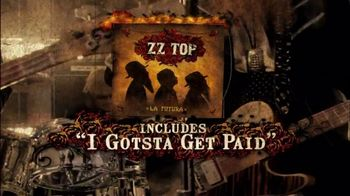 ZZ Top La Futura Album at Best Buy TV Spot