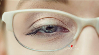 LensCrafters TV Spot, 'AccuFit' - Thumbnail 7