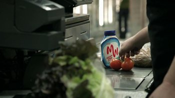 Miracle Whip TV Spot for Free Sample