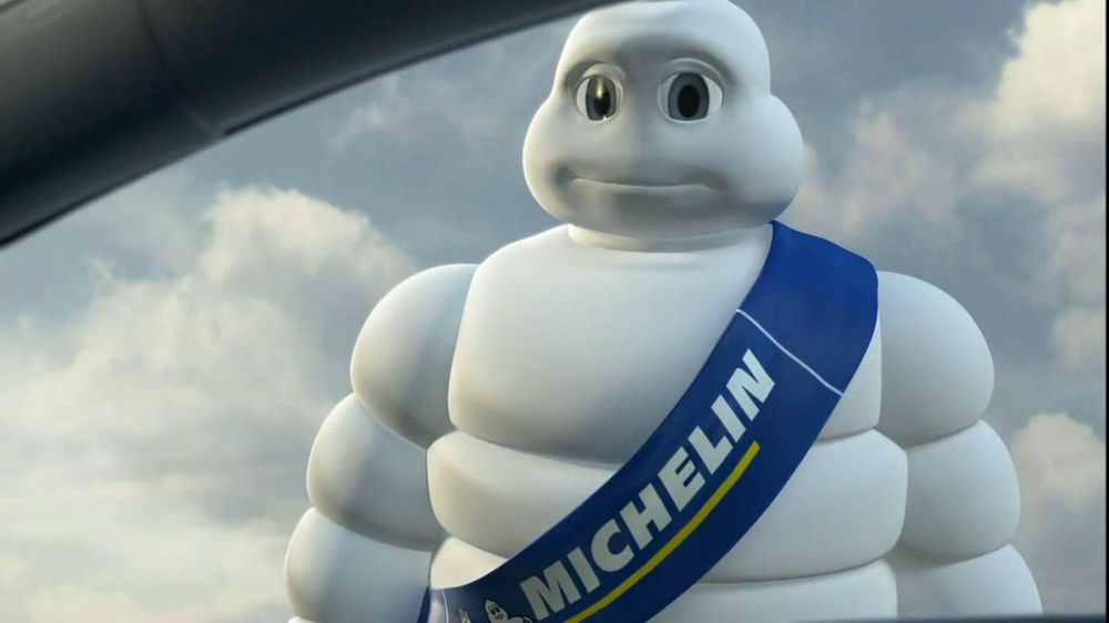 Xerox Corporation TV Commercial for Michelin