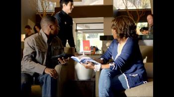 McDonald's TV Spot for Concierge $1 Premium Roast Coffee - Thumbnail 10
