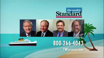 Weekly Standard TV Spot Cruise the Caribbean