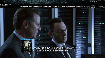 Person of Interest Season 1, Combo Pack thumbnail