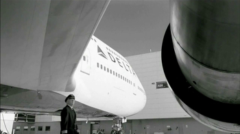 Delta Air Lines TV Spot for Untaming the Wilderness of Air Travel - Thumbnail 5