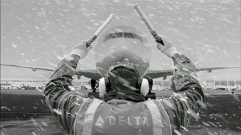 Delta Air Lines TV Spot for Untaming the Wilderness of Air Travel - Thumbnail 6