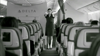 Delta Air Lines TV Spot for Untaming the Wilderness of Air Travel