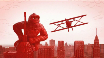 Twizzlers TV Ad, 'King Kong'  - 4983 commercial airings