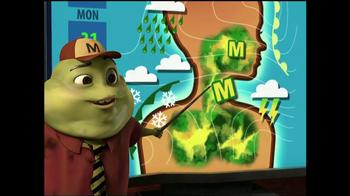 Children's Mucinex TV Spot 'Bad Cold Forecast'