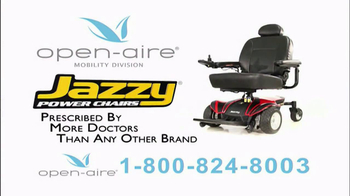 Jazzy Power Chair TV Spot - Thumbnail 4