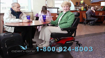 Jazzy Power Chair TV Spot - Thumbnail 6