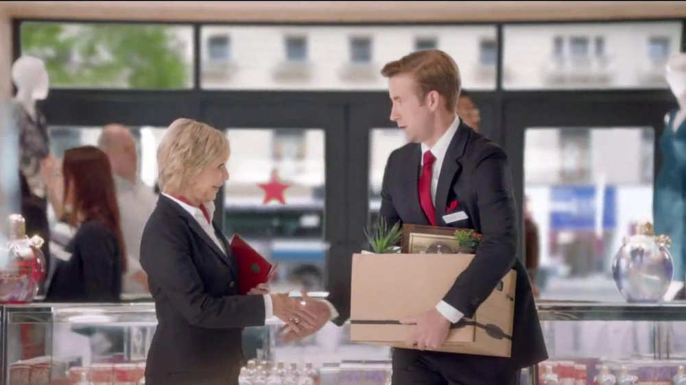 Macy's TV Commercial, 'Dream Sequence' Ft  Justin Bieber, Taylor Swift,  Diddy - Video