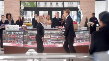 Macy's TV Spot, 'Dream Sequence' Ft. Justin Bieber, Taylor Swift, Diddy - Thumbnail 9