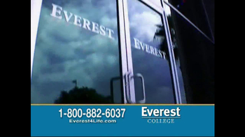 Everest College TV Spot, 'Practice Makes Perfect' - Thumbnail 1