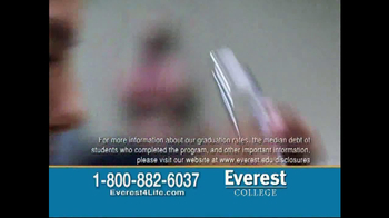 Everest College TV Spot, 'Practice Makes Perfect' - Thumbnail 5