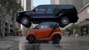 Smart Cars TV Spot, 'Stacking'