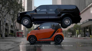 Smart Cars TV Spot, \'Stacking\'