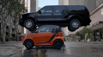 Smart Cars TV Spot, 'Stacking' - Thumbnail 2