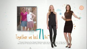 Weight Watchers Online TV Spot 'Sisters' - Thumbnail 9
