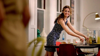 Cotton TV Spot, 'The Fabric of Emmy Rossum's Life' - Thumbnail 9