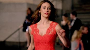 Cotton TV Spot, 'The Fabric of Emmy Rossum's Life' - 750 commercial airings
