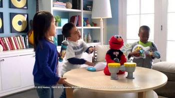 Let's Rock! ElmoTV Spot