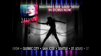 Madonna MDNA Tour TV Spot - Thumbnail 8