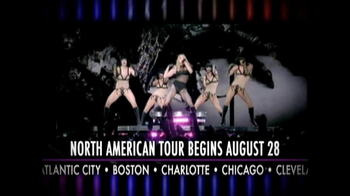 Madonna MDNA Tour TV Spot - 58 commercial airings