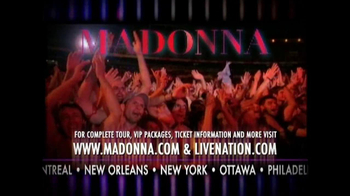 Madonna MDNA Tour TV Spot - Thumbnail 6