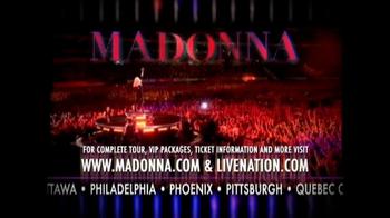 Madonna MDNA Tour TV Spot - Thumbnail 7