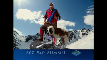 Summit General Insurance TV Spot featuring Ice Man Dude - 232 commercial airings