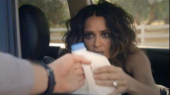 America's Milk Processors TV Spot For Milk Run Featuring Salma Hayek