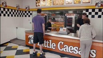 Little Caesars Pizza Hot-N-Ready Pizza TV Spot, 'No Rules' - Thumbnail 1