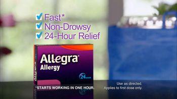 Allegra TV Spot for Allergy Season