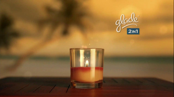 Glade TV Spot for 2 in 1 Candles - Thumbnail 7