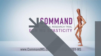 Command Clinical Research Study TV Spot for MS Spasticity - Thumbnail 10