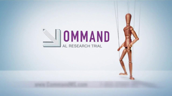 Command Clinical Research Study TV Spot for MS Spasticity - Thumbnail 4