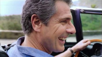 Just For Men TV Spot 'Touch of Gray, Cruising'