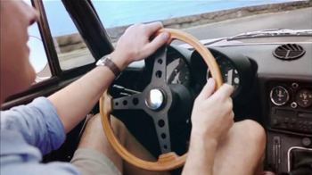 Just For Men TV Spot 'Touch of Gray, Cruising' - Thumbnail 1