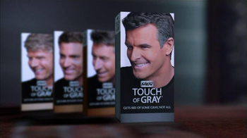 Just For Men TV Spot 'Touch of Gray, Cruising' - Thumbnail 6